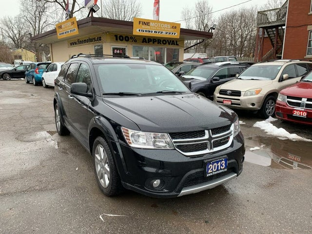 2013 Dodge Journey R/T Rallye AWD