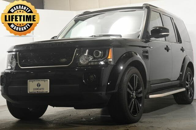 2014 Land Rover LR4 for Sale in Connecticut - CarGurus