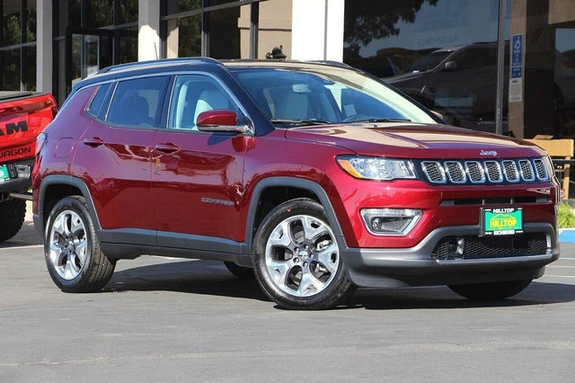 2021 Jeep Compass Limited FWD