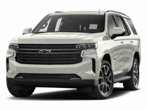 2021 Chevrolet Tahoe RST 4WD