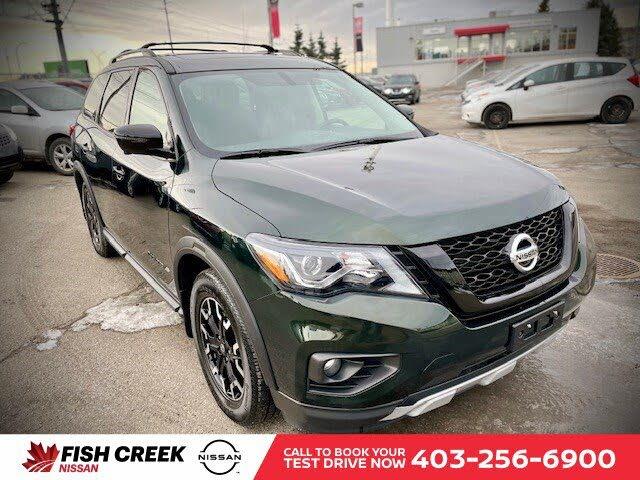 2020 Nissan Pathfinder SL Rock Creek 4WD