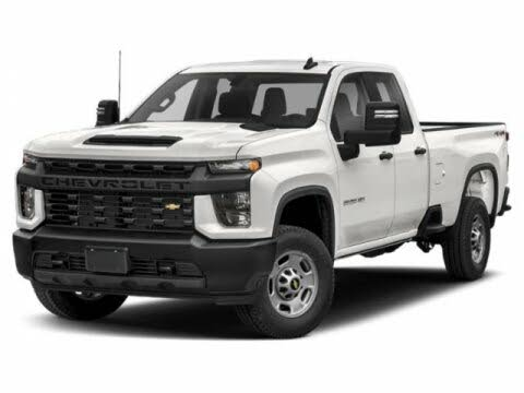 2021 Chevrolet Silverado 2500HD Work Truck Double Cab LB RWD