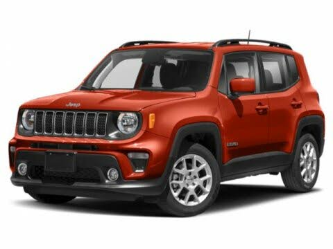 2021 Jeep Renegade Limited 4WD