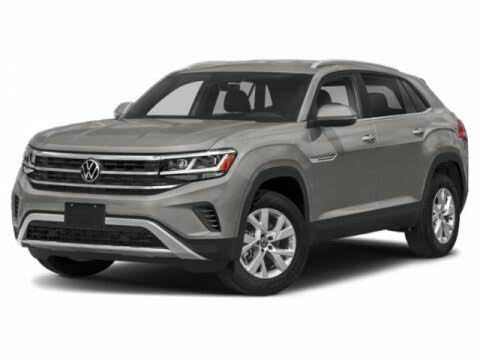 2021 Volkswagen Atlas Cross Sport V6 SE R-Line with Technology FWD
