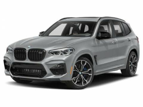 2020 BMW X3 M Competition AWD