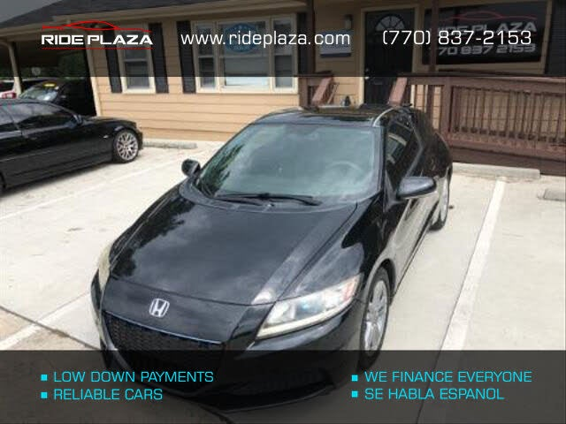 2013 Honda CR-Z Base Hatchback
