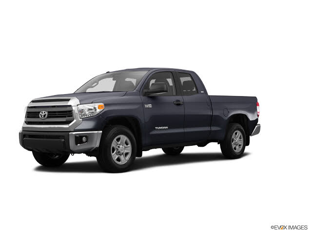 2015 Toyota Tundra Limited Double Cab 5.7L FFV 4WD