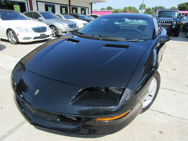 1996 Chevrolet Camaro RS Coupe RWD