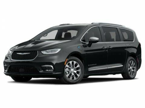 2021 Chrysler Pacifica Hybrid Pinnacle FWD