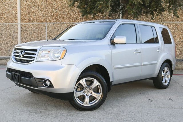 2012 Honda Pilot EX-L with DVD