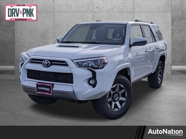 2021 toyota 4runner trd off-road 4wd for sale in chicago