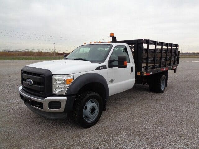 2013 Ford F-550 Super Duty Chassis DRW RWD