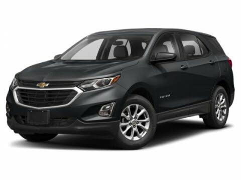 2021 Chevrolet Equinox LS FWD with 1LS