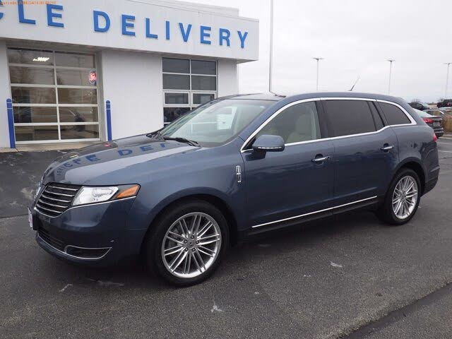 2018 Lincoln MKT Reserve AWD