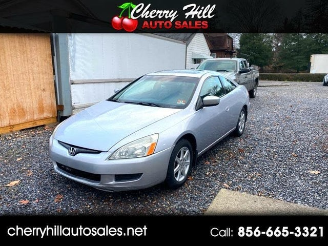 2004 Honda Accord Coupe EX V6 with Nav