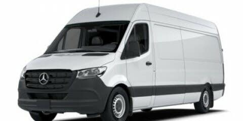2019 Mercedes-Benz Sprinter Cargo 3500 170 High Roof Extended DRW RWD