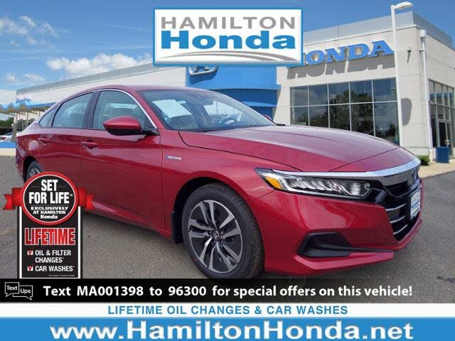 2021 Honda Accord Hybrid FWD