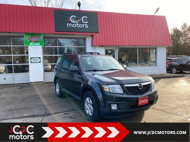 2009 Mazda Tribute GX AWD