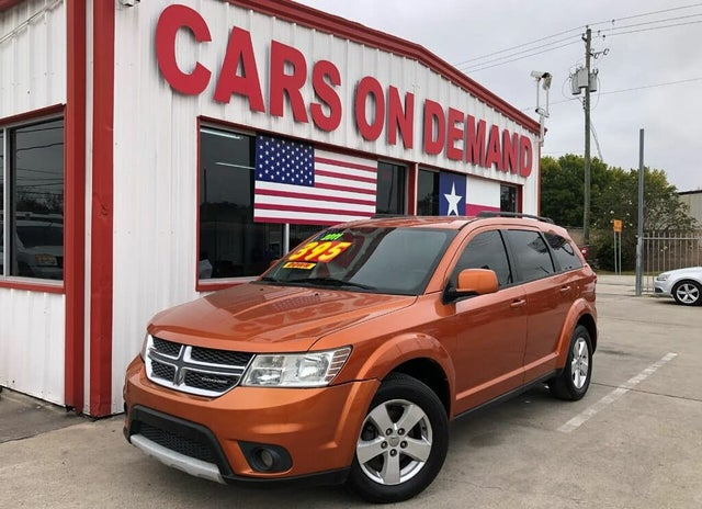 2011 Dodge Journey Mainstreet FWD