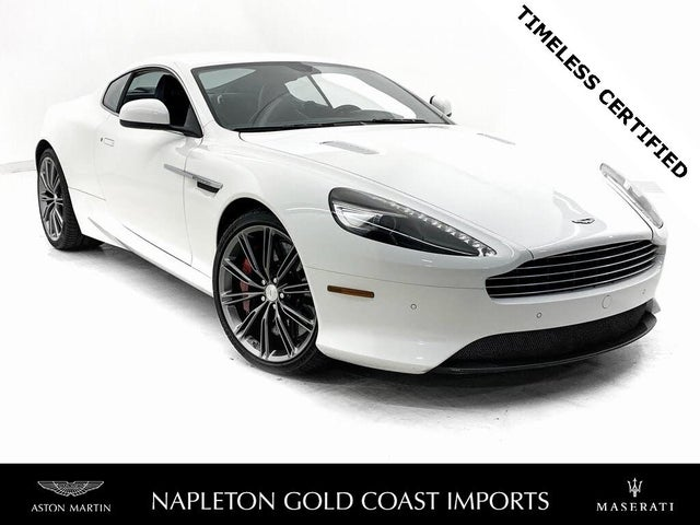 2015 Aston Martin DB9 Carbon Edition Coupe RWD