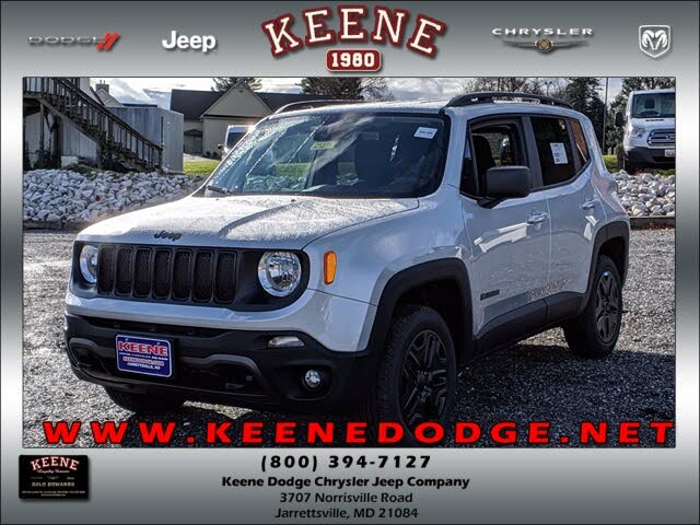 2021 Jeep Renegade Sport 4WD