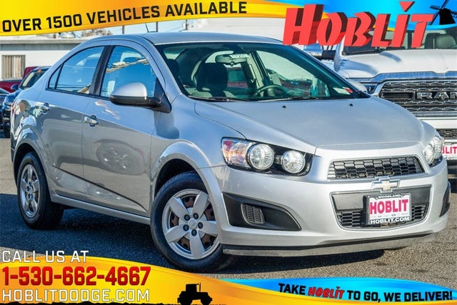 2015 Chevrolet Sonic LS Sedan FWD
