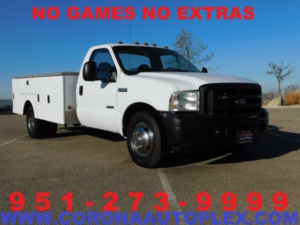 2006 Ford F-350 Super Duty XL LB
