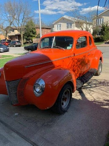 1940 Ford Coupe 5 Window
