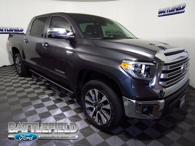 2020 Toyota Tundra Limited CrewMax 4WD