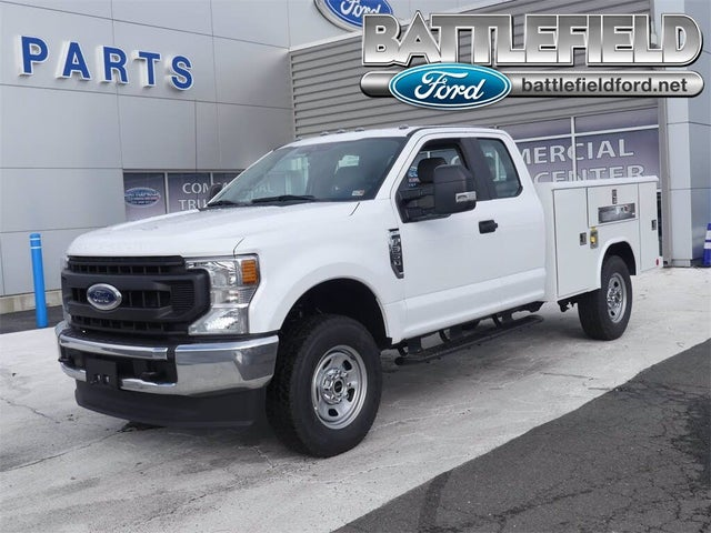 2020 Ford F-350 Super Duty XL LB 4WD