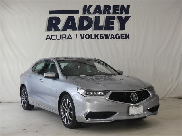 2018 Acura TLX V6 FWD