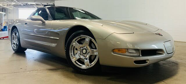 1998 Chevrolet Corvette Coupe RWD