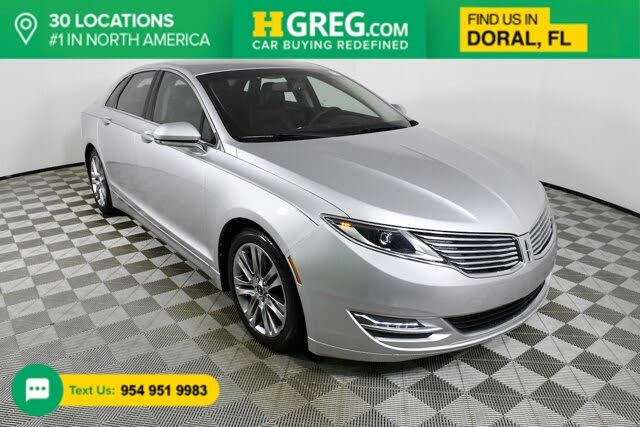 2013 Lincoln MKZ AWD