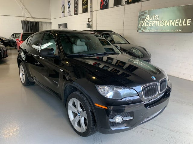 2012 BMW X6 xDrive35i AWD
