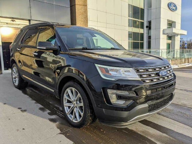 2017 Ford Explorer Limited AWD