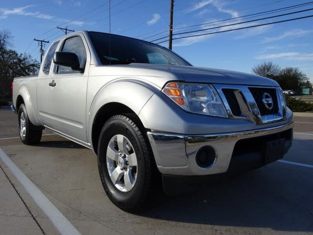 2011 Nissan Frontier SV King Cab
