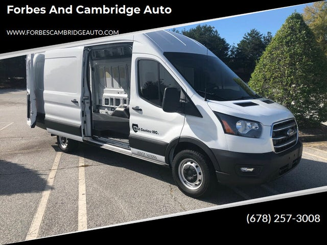 2020 Ford Transit Cargo 350 Extended High Roof LWB RWD with Sliding Passenger-Side Door