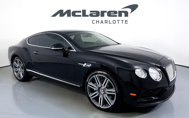 2017 Bentley Continental GT V8 AWD