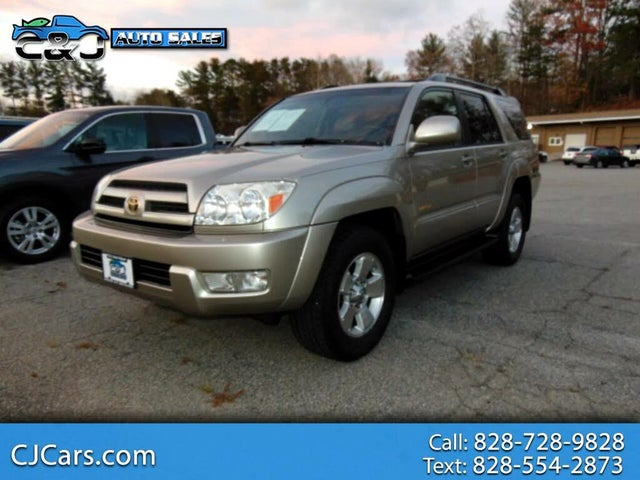 2005 Toyota 4Runner Limited V6