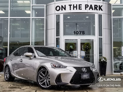 2017 Lexus IS 350 AWD