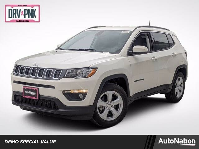 2021 Jeep Compass Latitude FWD