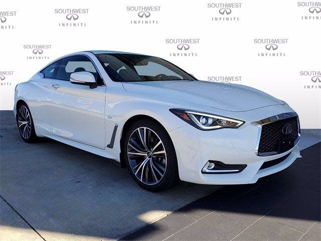 2020 INFINITI Q60 3.0t Luxe Coupe RWD