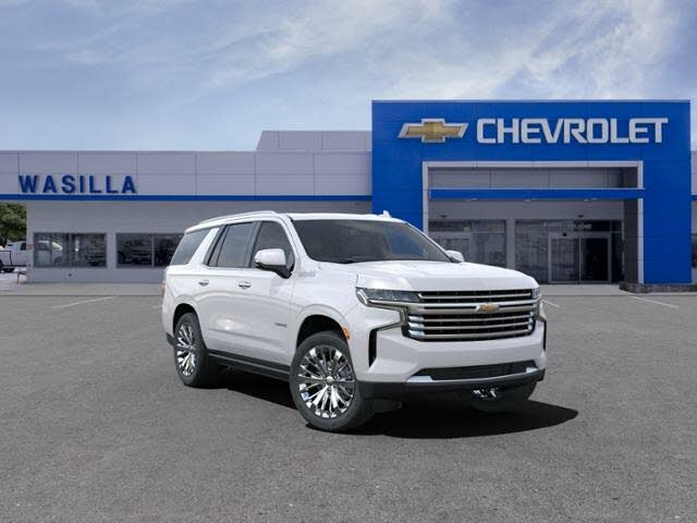 2021 Chevrolet Tahoe High Country 4WD