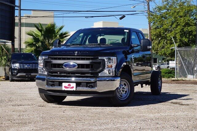 2020 Ford F-350 Super Duty XL SuperCab LB RWD