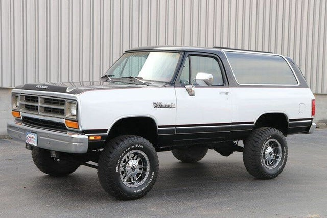 1988 Dodge Ramcharger 100 4WD