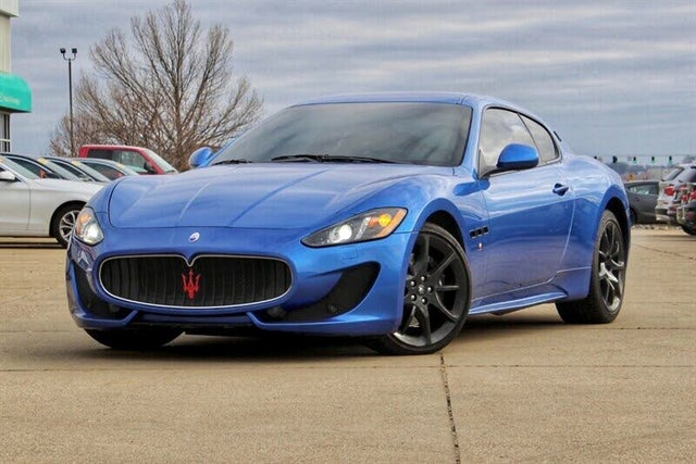 2013 Maserati GranTurismo Sport Coupe RWD