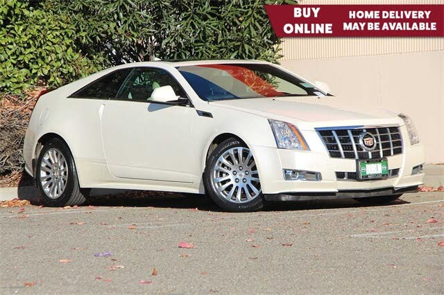 2013 Cadillac CTS Coupe 3.6L Performance RWD
