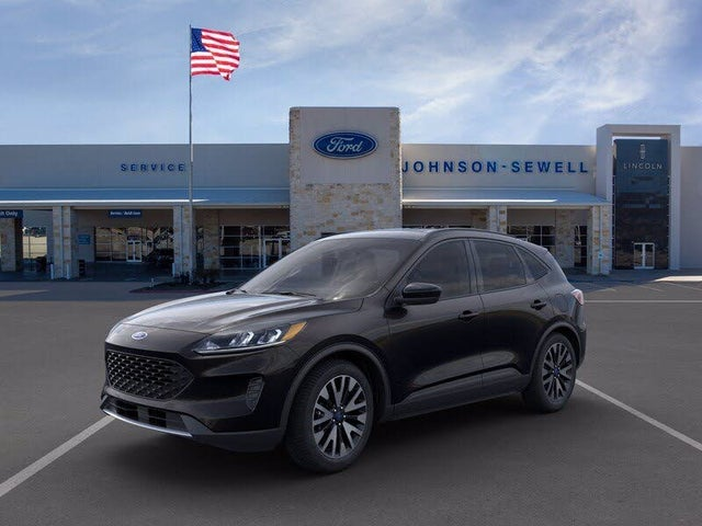 2020 Ford Escape Hybrid SE Sport FWD