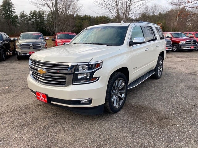 Used 2015 Chevrolet Tahoe Ltz 4wd For Sale With Photos Cargurus
