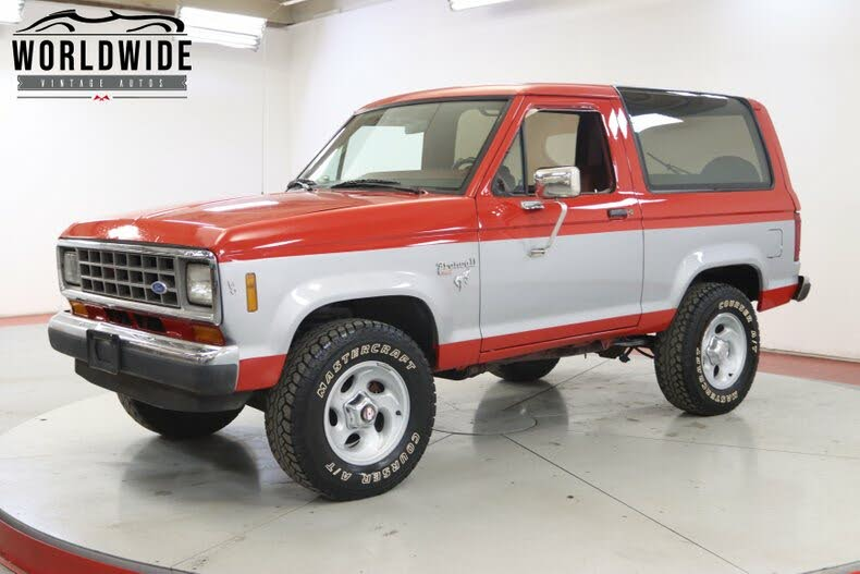 50 Best Used Ford Bronco Ii For Sale Savings From 3 329